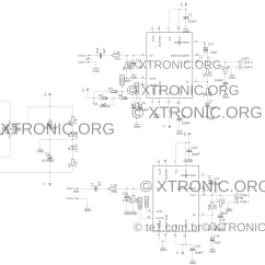 Power Relay Wiring Diagram 1978 Cb400t Dual 12v Schematic Database Circuit Audio Lifier Stereo Ic Tda7293 200 Watts Rms 6v To