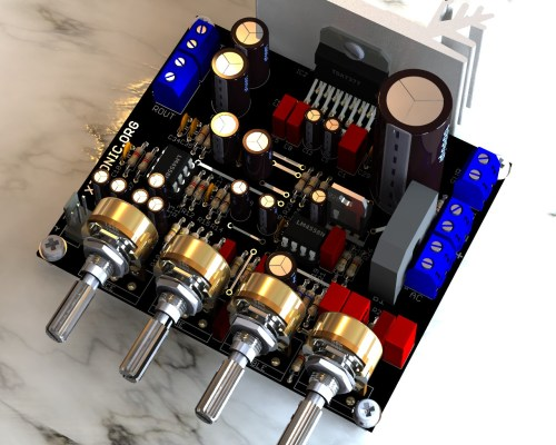small resolution of circuit power audio amplifier with tda7377 2 1