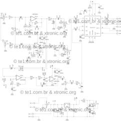100k Dual Ganged Stereo Volume Control Wiring Diagram Dometic Rv Fridge Electronika Pcb Layout Amplifier 2 1 Tda7377