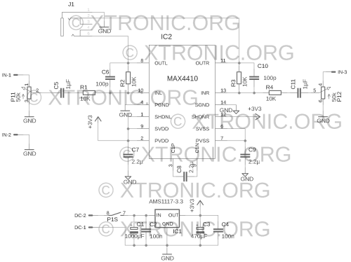 small resolution of xtronic transmitter power amplifier schematic electronics stereo electronics diy 8211 electronic schematics fm transmitters tv transmitters stereo