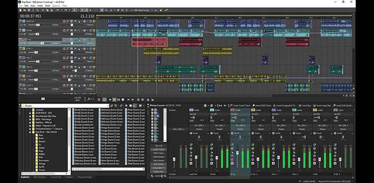 Top 12 Best Music Production Software For Audio Professionals