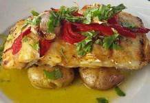 Receita de Bacalhau de Forno