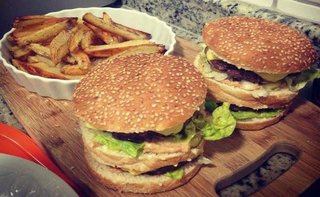 Big Mac Caseiro