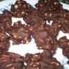 Receita de Biscoitinhos de Chocolate Crocantes