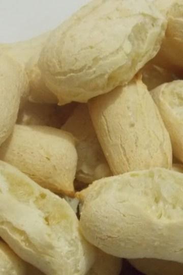 Receita de Biscoito de Polvilho frito na panela de pressão