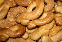 Receita de Biscoitos Farelórios da Beira