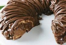 Receita de Bolo Bomba de Chocolate Simples