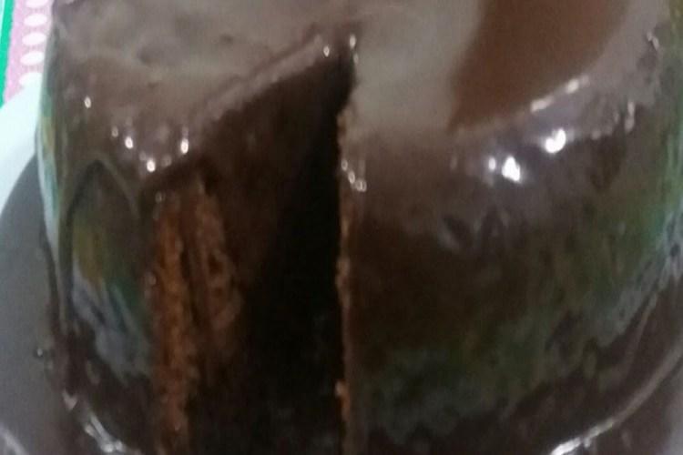 Receita de Bolo de Chocolate na Panela de Arroz