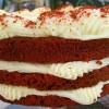 Receita Bolo de Veludo Vermelho (Red Velvet Cake)