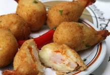 Receita de Camarão Empanado, aprenda como fazer um camarão simples e fácil, empanado. Camarão Empanado