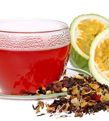 Receita de Chá de Maracujá