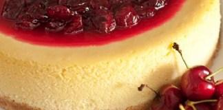Receita de Cheesecake de Panetone