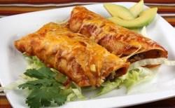 Receita de Enchiladas de Carne