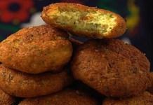 Receita de Falafel Frito