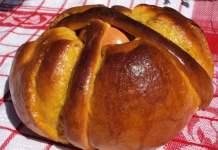 Receita de Pão de Pascoa de Erva-Doce e Canela