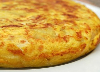 Frittata de Pancetta