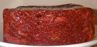 Receita de Goiabada cascão Caseira