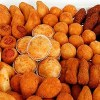 Massa Básica para Salgados Fritos
