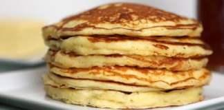 Receita de Massa de Panqueca sem Ovos