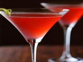 Receita de Metropolitan Drink