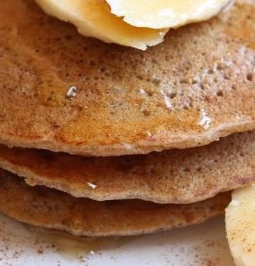 Receita de Panqueca doce sem Glúten e Lactose