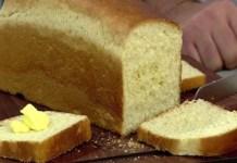 Receita de Pão de Forma Caseiro