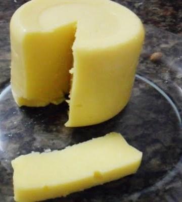 Queijo Manteiga Caseiro