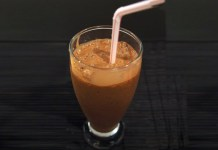 Receita de Smoothie de Toddy Black com Sorvete de Creme