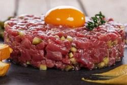 Receita de Steak Tartare