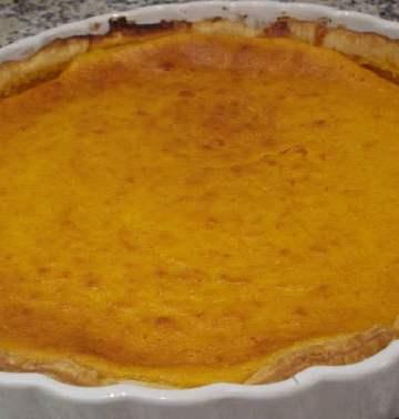 Receita de Torta de Cenoura