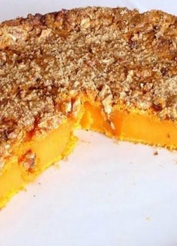 Receita de Torta de Abóbora