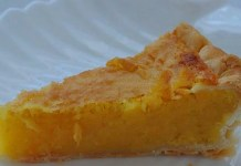 Torta de Feijão
