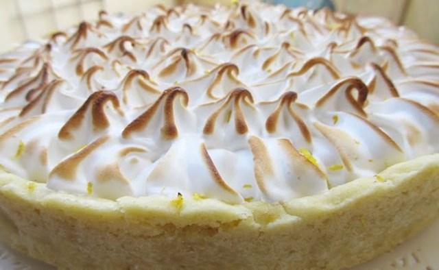 Você vai aprender como fazer Torta de Limão