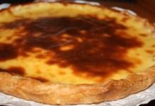 Receita de Torta de pastel de Nata