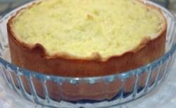 Receita de Torta doce de arroz
