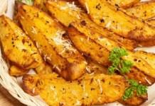 Batatas Fritas de Forno