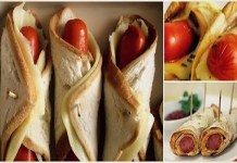 Receita de Hot Dog no Pão de Forma