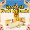 Receita de Picolé de Tequila