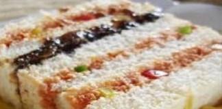 Receita de Torta Salgada de Pão de Forma