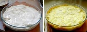 Receita de Rondelli de Massa de Pastel ao Molho Branco