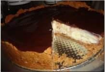Receita de Torta Sensação de Limão