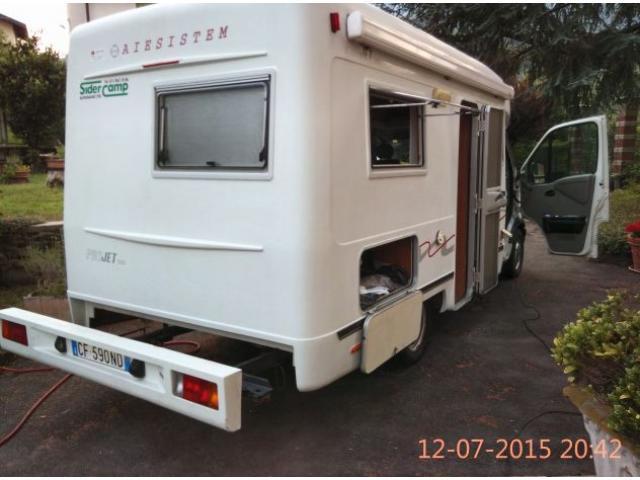 Torino  Camper  caravan  roulotte  xTutticom  CAMPER