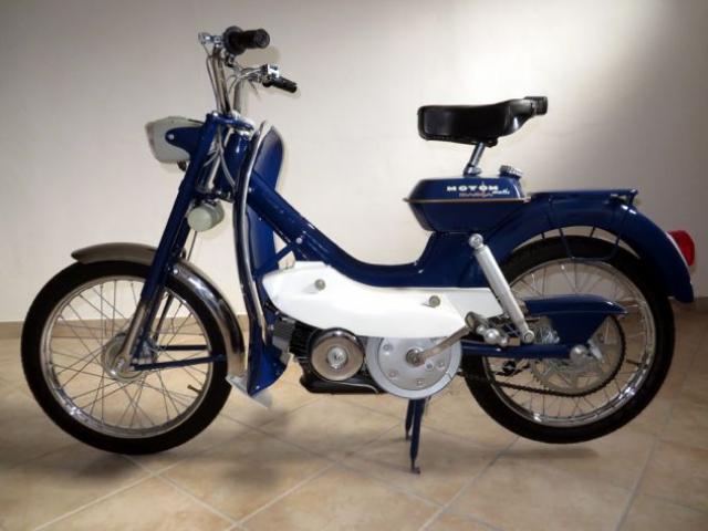 Trento  Moto e Scooter  xTutticom  Motom Daina Matic