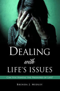 Xulon Press author Brenda Medley, Dealing with Life's Issues