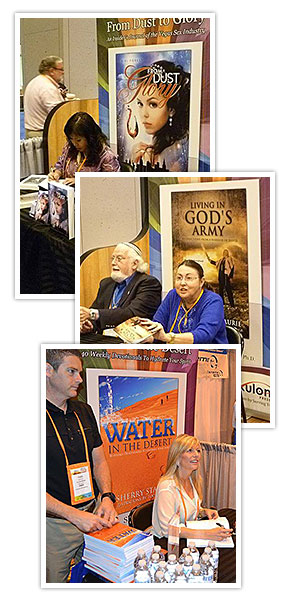 Xulon Press authors represented well at the 2013 ICRS