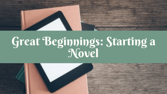 It's a common question for novel writers: how do I start the story? An expert editor breaks down starting a novel and where to begin.