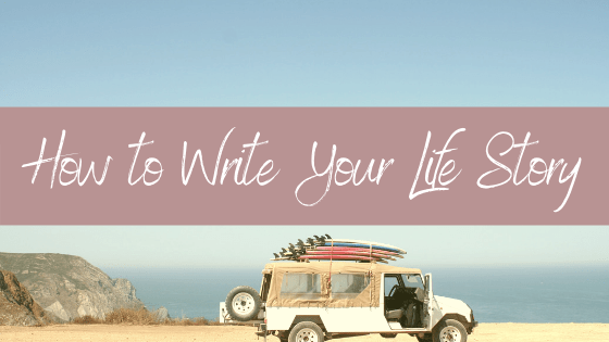 Need help writing your life story and keeping the reader engaged? We've got you covered!