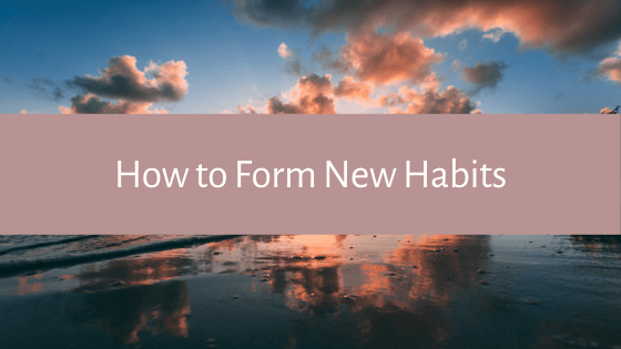 Looking to make weekly meal prepping your new jam? Hoping to incorporate a writing session into your routine? Here are 5 tips for developing a new habit.