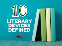 10 Literary Devices Defined