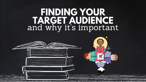 If you've published or want to publish any work you need to know your target audience. We'll go through the why that is, what it is, and how to go about it.